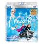 Frozen Una Aventura Congelada Blue Ray 3d Estreno Disney