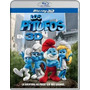 Blu-ray En 3-d -- Los Pitufos