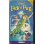 Peter Pan Los Clasicos Walt Disney Castellano Vhs