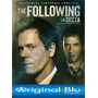 The Following 1ra Temporada Completa (3 Discos) Blu Ray Orig