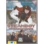 Steamboy, Maquina De Vapor / Dvd Nuevo Original Cerrado Z4