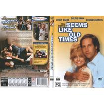 Como En Los Viejos Tiempos - Chevy Chase - Dvd