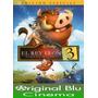 El Rey León 3 Hakuna Matata Edición Especial - Dvd Original