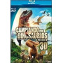 Blu-ray Caminando Con Dinosaurios - 3d Nuevo Orig. Y Cerrado