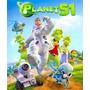Dvd Planeta 51 De Los Creadores De Sharek Y Madagascar