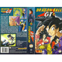Combo Dragon Ball Z Y Gt En Vhs X 6 - Ideal Coleccionistas