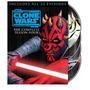 Dvd Star Wars The Clone Wars Temporadas 1 2 3 4 Original