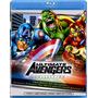 Ultimate Avengers Collection Bluray Hd / Nuevo / En Español
