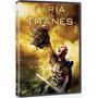 Dvd Furia De Titanes Nueva Original Elfichu2008
