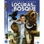 Dvd Locuras En El Bosque De Roger Kumble Con Brendan Fraser