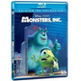 Monsters Inc Blu Ray 2 Discos