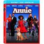 Blu Ray Annie 2015 Dvd Estreno Original