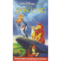 El Rey Leon Subtitulada Walt Disney Vhs Original Nuevo