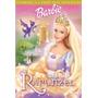 Pelicula Dvd 100% Original Barbie En Rapunzel