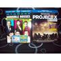 Lote Blu Ray Originales Proyecto X Quiero Matar A Mi Jefe