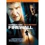 Firewall - Dvd- Usada - Buen Estado - Original!!!