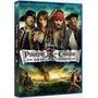 Dvd Piratas Del Caribe