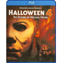 Blu-ray Halloween 4 The Return Of Michael Myers