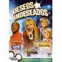 Dvd Deseos Indeseados Hanna Montana