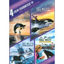 Dvd Free Willy Collection / Liberen A Willy / 4 Films