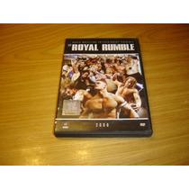 Wwe Royal Rumble 220 Dvd Lucha Libre Wrestilng