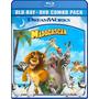 Blu-ray + Dvd -- Madagascar