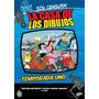 Dvd La Casa De Los Dibujos Temp 1 2 Dvds Nuevo Original