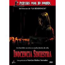 Dvd Inocencia Siniestra De Narciso Ibañez Serrador