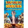 Dvd Locos Por Las Nueces De Peter Lepeniotis Con Liam Neeson