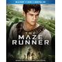 Blu-ray The Maze Runner / Correr O Morir / Bluray + Dvd