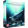 Blu Ray Prometheus To Alien The Evolution Box Set