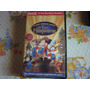 Mickey Donald Goofy Los Tres Mosqueteros Infantil Vhs