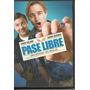 Pase Libre-hall Pass-dvd Orig.exc.est.envío Gratuito