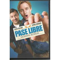 Pase Libre-hall Pass-dvd Orig.exc.est.