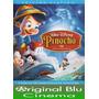 Pinocho, Edición Platino 70 Aniversario - Walt Disney - Dvd