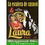 Laura + La Escalera Caracol( R. Siodmak) Dvd Original- Fac C