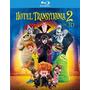 Blu-ray Hotel Transylvania 2 / 3d + 2d + Dvd