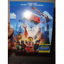 Lego Gran Aventura Dvd+ Blu Ray Nuevo Cerrado Caballito