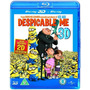 Blu Ray Mi Villano Favorito 3d/ Despicable Me Nuevo En Pilar