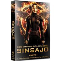Dvd Los Juegos Del Hambre Sinsajo Edicion Especial Estren