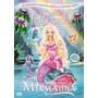 Barbie - Mermaidia - Dvd- Usada- Buen Estado- Original