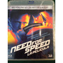 Blu-ray Need For Speed La Pelicula 3d / Bluray 3d + 2d