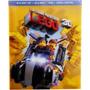 Blu-ray Pack 3d La Gran Aventura Lego Nvo Orig El Fichu2008