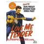 Dvd Love Me Tender E. Presley Nvo Original Elfichu2008