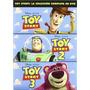 Dvd Box Toy Story 1 2 3 Trilogía / Nuevo Original Sellado