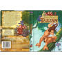 Tarzan Dvd Walt Disney Dibujos Animados Clasico