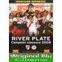River Plate Campeón Clausura 2008 - Dvd Original - Almagro