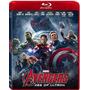 Los Vengadores 2 3d La Era De Ultron Blu-ray Hd Full 1080!!!