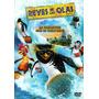 Dvd Original   Reyes De Las Olas   Surf