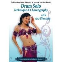 Dvd Danza Arabe Aprende A Bailar Derbake Con Ava Fleming